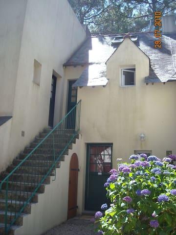 duplex de charme hameau du golf - Ploemel