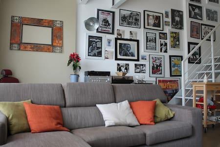Comfortable Loft with garden - Milano