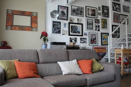 Comfortable Loft with garden - Mailand - Loft