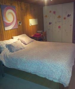 Grande Chambre tout confort -2 pers - Pieterlen - House