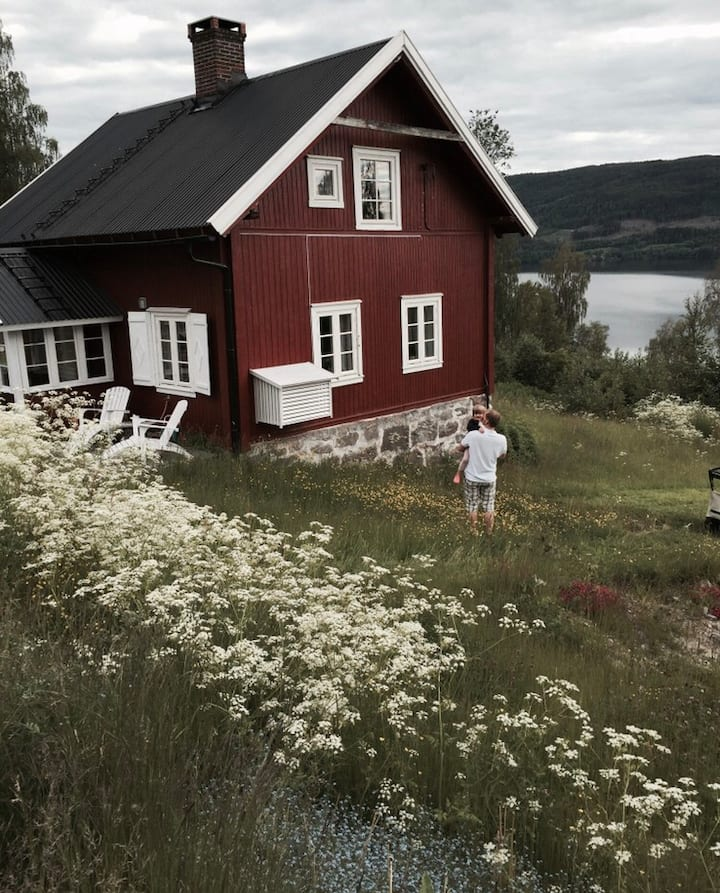 Lille Villa vika