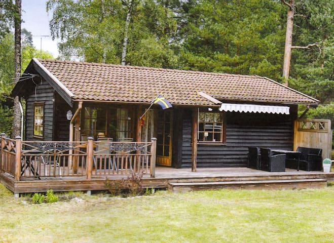 House in Stockholms archipelago. - Värmdö SV