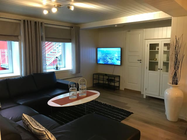 Notodden Sentrum apartment No 1.