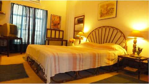 Kanchan Villa - Writers retreat - accommodates 2