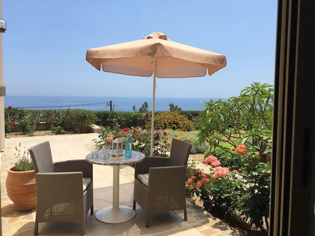 Studio mit Meerblick - Agios Georgios
