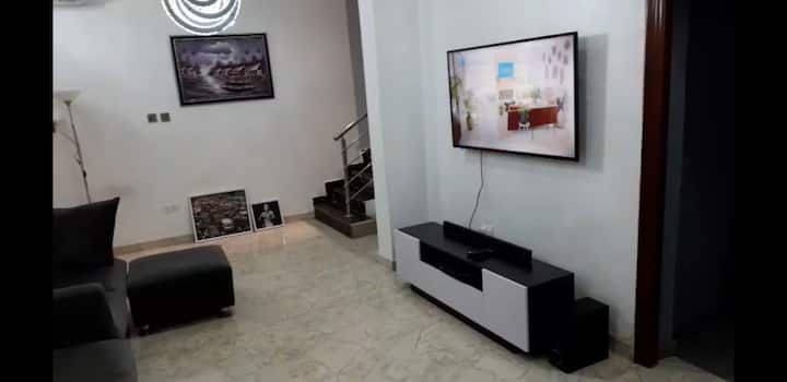 %Super deal: Privacy and Comfort in Lekki%