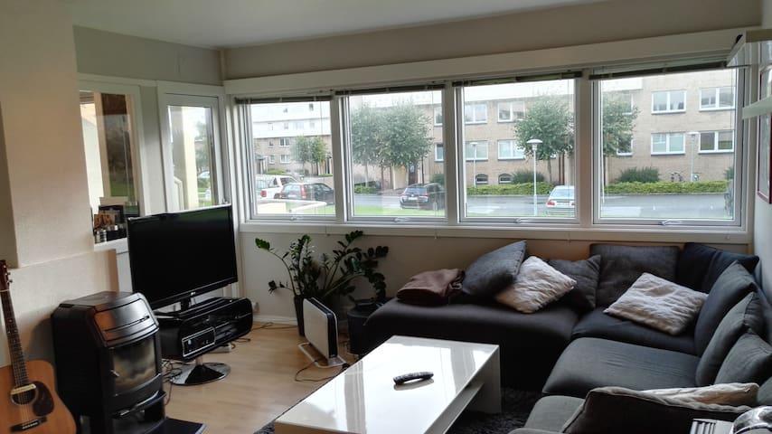 Koselig leilighet nær sentrum - Haugesund - Byt