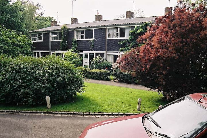 Secluded London house, near centre - Londen - Huis