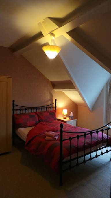 Cosy Attic Room