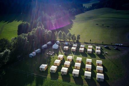 Event Lodge Camping Spielberg - 2 Betten