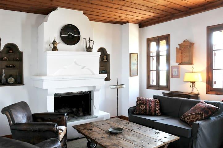 Dreamy Villa in Makrinitsa - Pelion - Magnisia - Huvila