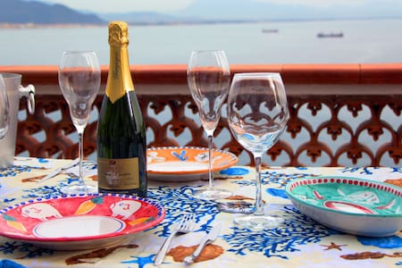 AMALFICOAST  SEAVIEW/PARKING 20%OFF - Amalfi coast - Villa