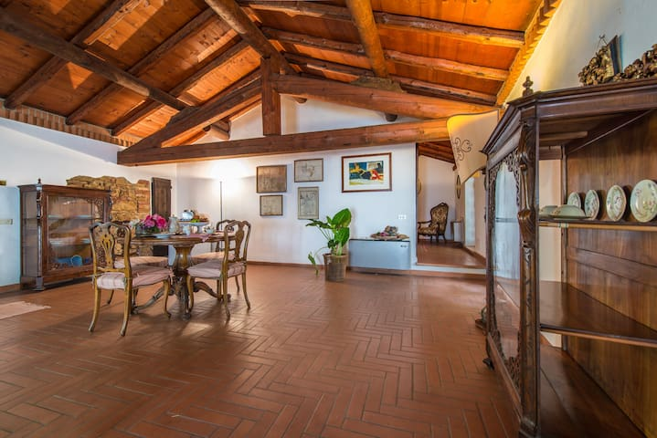 A romantic country flat for you! - Montevecchia - Huoneisto