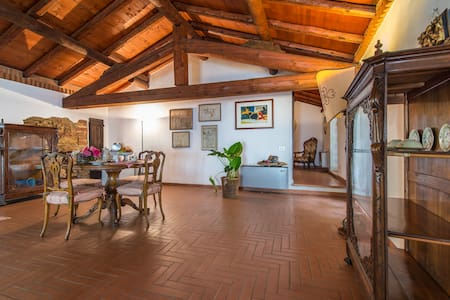 A romantic country flat for you! - Montevecchia - Pis