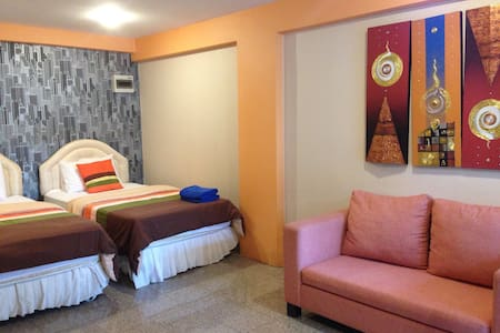 Cozy living nearby Khaosan road! - Pranakorn - Appartement