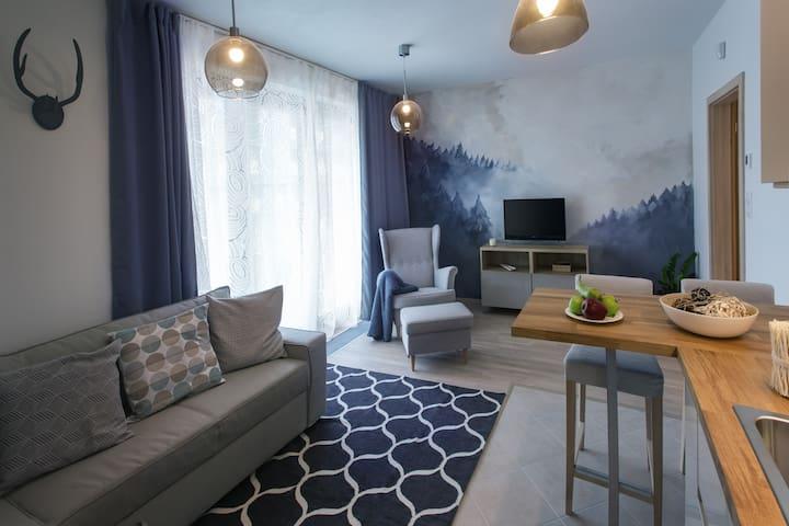Wonderful flat near the city center