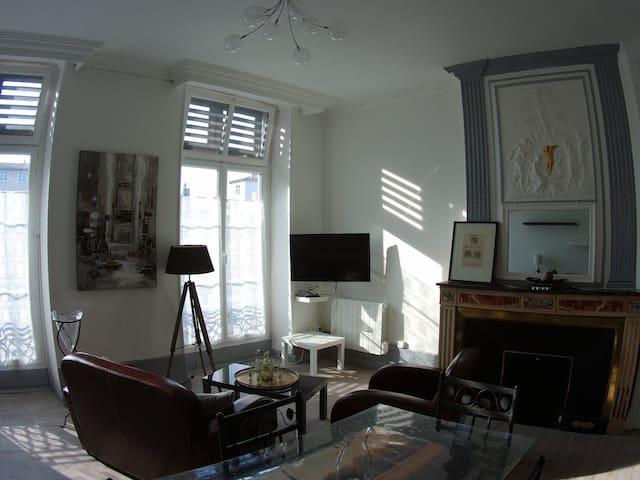 Vienne, centre historique, appartement de standing - Vienne - Apartment