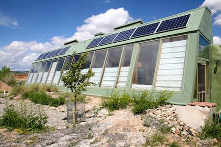 The Stargazer Earthship