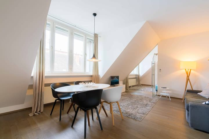 Vienna Residence | Stylish and modern apartment in the city center of Vienna close to Vienna City Park #2534