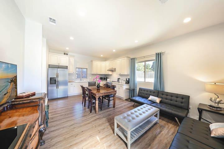 Brand new build Green Certified Home in Fullerton