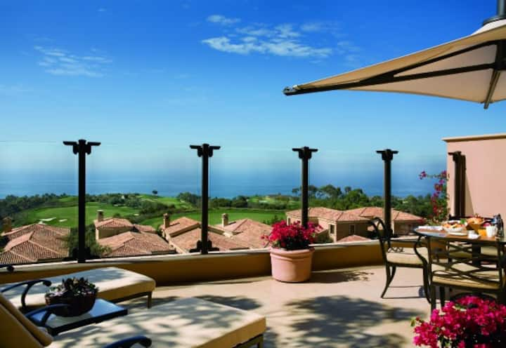 Resort at Pelican Hill, 4 Bedroom Ocean View Villa