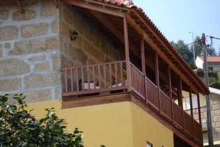 Casa do Caseiro da Maragossa - Valpedre, Penafiel - Talo