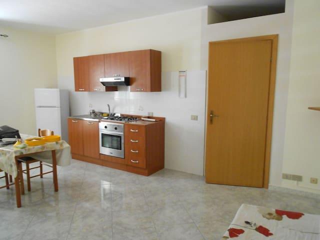 Apartment Fondachello near Taormina