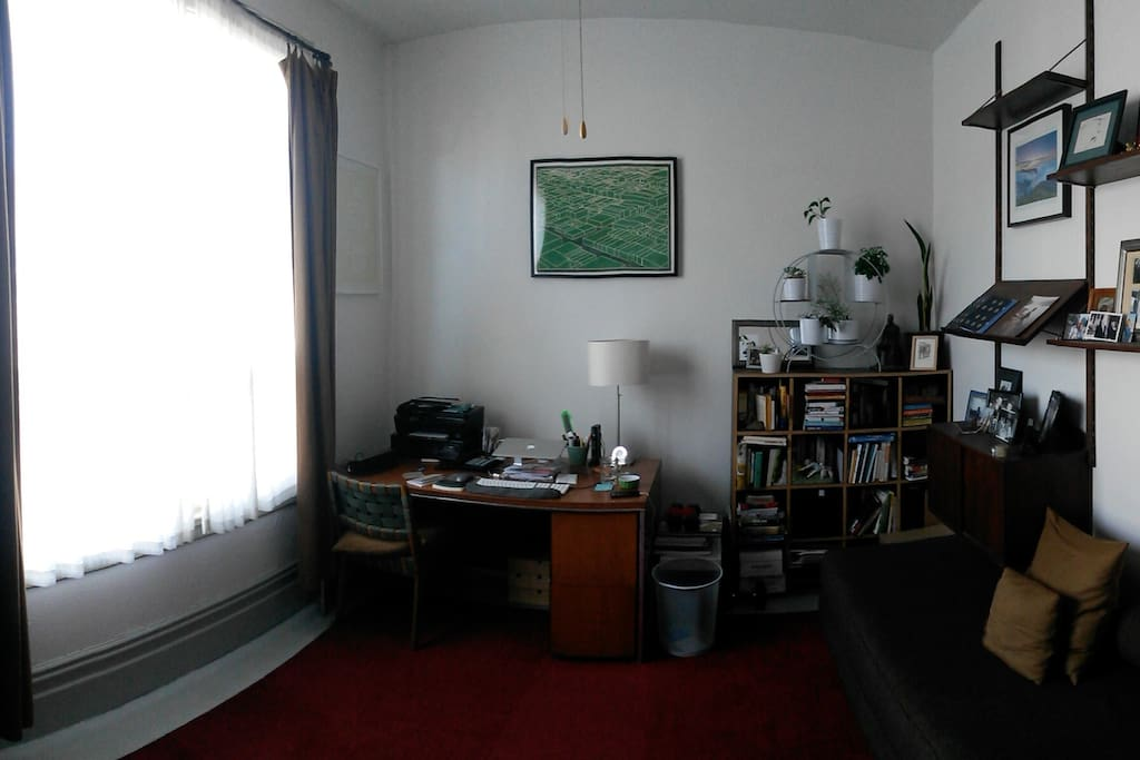 Office or second bedroom