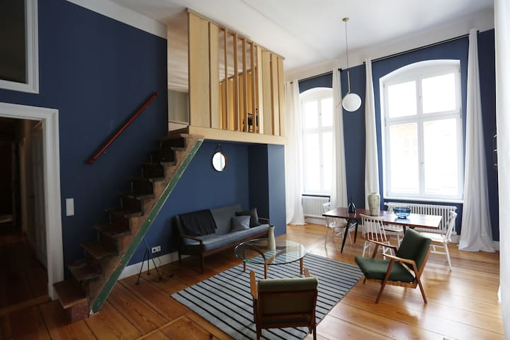 Great design for discerning people in Berlin Mitte