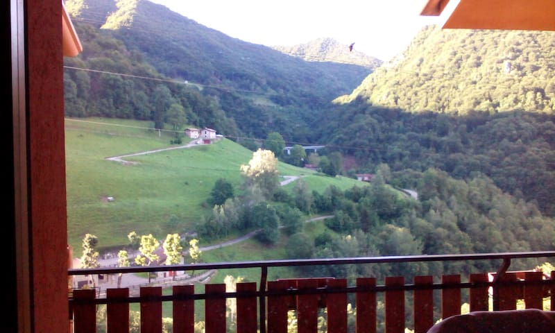 casa accogliente - Moggio - Byt