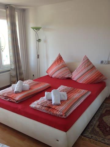 Ferienwohnung Viktoria 2 - Friedrichshafen - Appartement