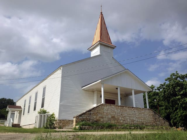 Beautiful Historic Church Building