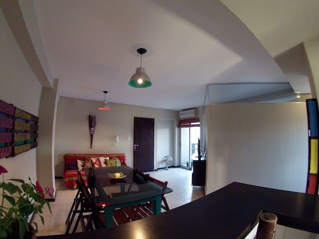 Departamento 203:  2 dormitorios Amoblado - Santiago del Estero