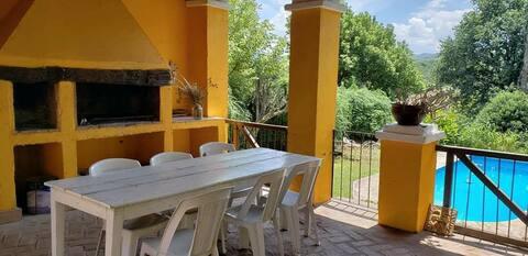 Casa Campestre en Ascochinga