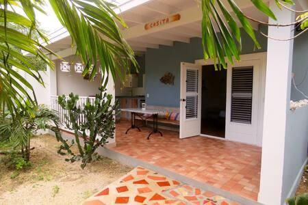 Charming casita at Mangooz Aruba - Oranjestad - Leilighet