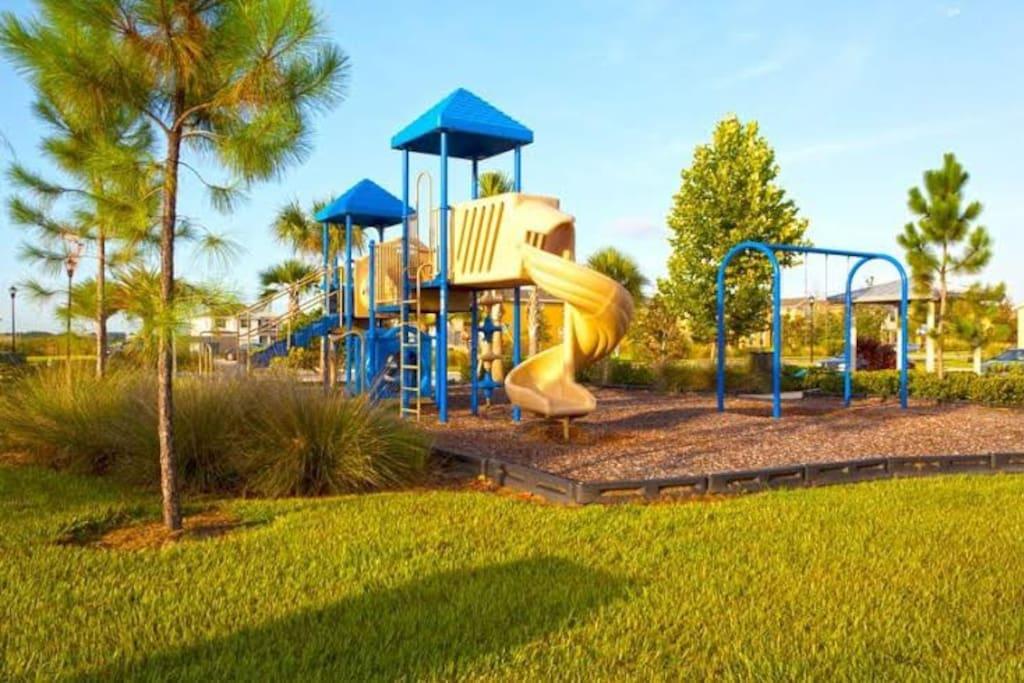 Family park.
