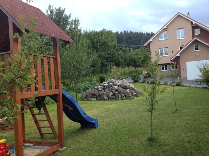 Ferienhaus Bergen in Slowakei