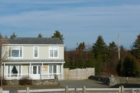 Maison sur la plage Haldimand - Gaspé - Haus