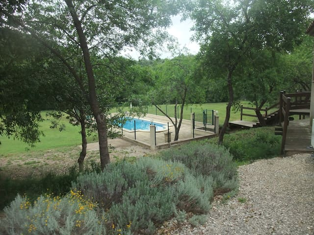 Villa by foothills of the Cévennes - Fressac - Talo
