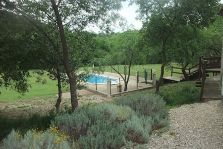 Villa by foothills of the Cévennes - Fressac - Huis