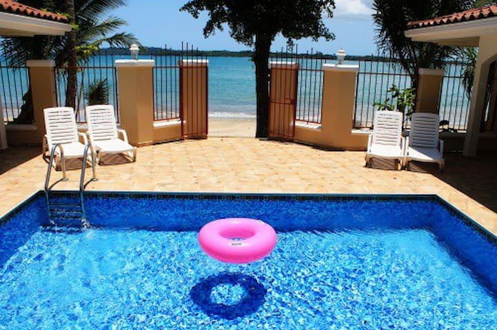 VILLA PARAISO -Las Casitas-PRIVATE POOL-BEACH/AC - Bocas del Toro District - Willa