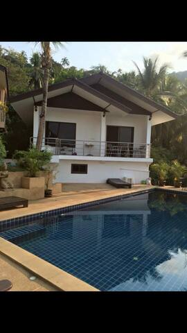 2BR house with view and swimmingpool - Ko Samui - Casa