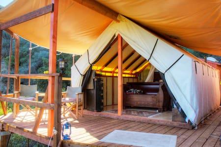 Malibu Safari Chic Tent - Malibú - Tenda de campanya