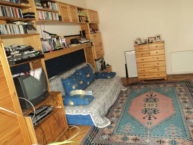 Great room in the heart of downtown - Budapest - Bed & Breakfast