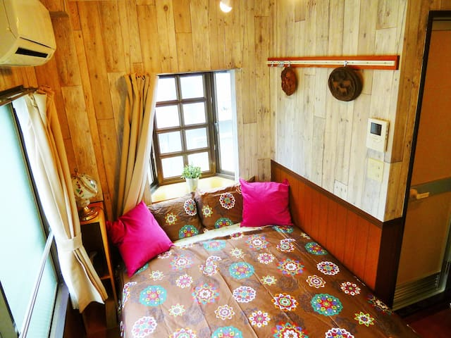 NEW!Cozy, quiet flat near Shinjuku! - Setagaya-ku - Daire