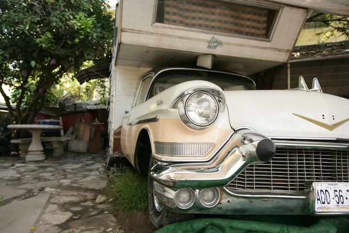 58 Cozy Cadillac Camper