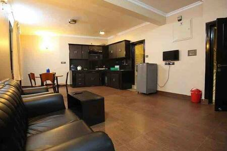 Rinchen apartment