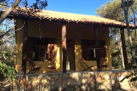 Capão Chapada Diamantina linda casa