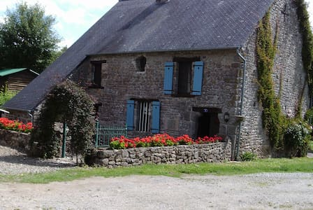 Beautiful country cottage near Mont-Saint Michel - Saint-Marcan