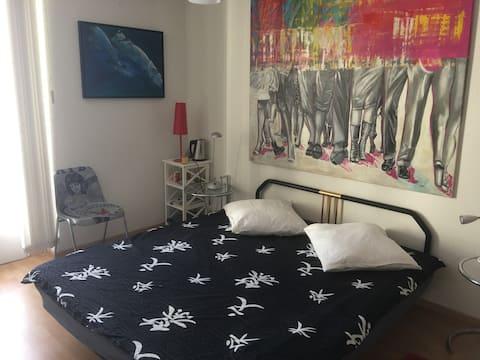 Nice apartment centrally located in Locarno